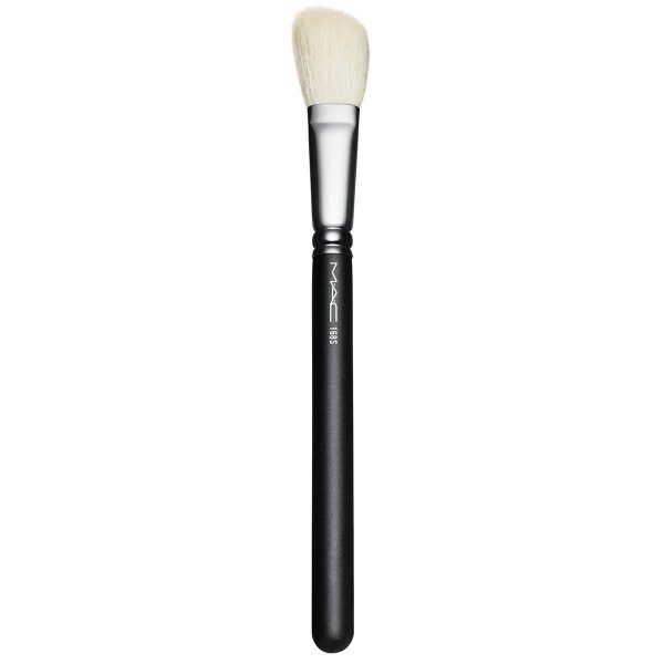 168S Large Angled Contour Brush, MAC Cosmetics Contouring-siveltimet