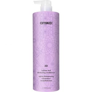 3D Volumizing and Thickening Conditioner, 1000 ml Amika Hoitoaine