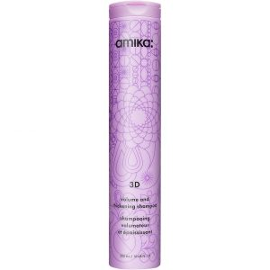 3D Volumizing and Thickening Shampoo, 300 ml Amika Shampoo