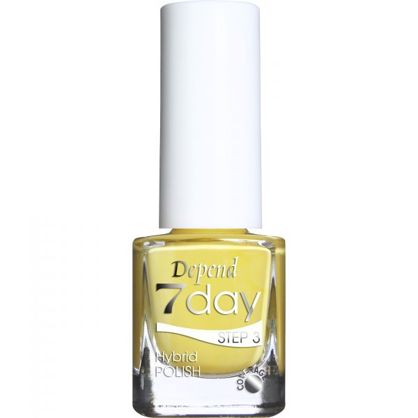 7 Day Hybrid Nail Polish - Independent Woman Collection 7191 Bring Your own Sunshine