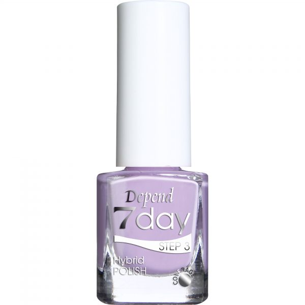 7 Day Hybrid Nail Polish - Independent Woman Collection 7193 Proud Mary