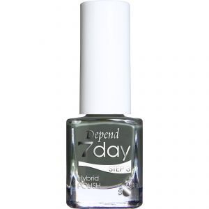7 Day Hybrid Nail Polish - Independent Woman Collection 7195 Head over Heels