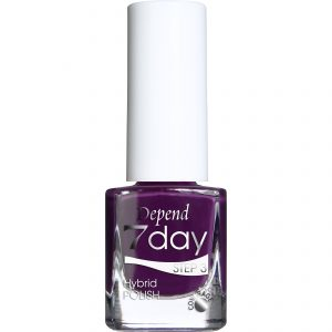 7 Day Hybrid Nail Polish - Independent Woman Collection 7196 Got my own Back