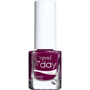 7 Day Hybrid Nail Polish - Independent Woman Collection 7197 Sisters Before Misters