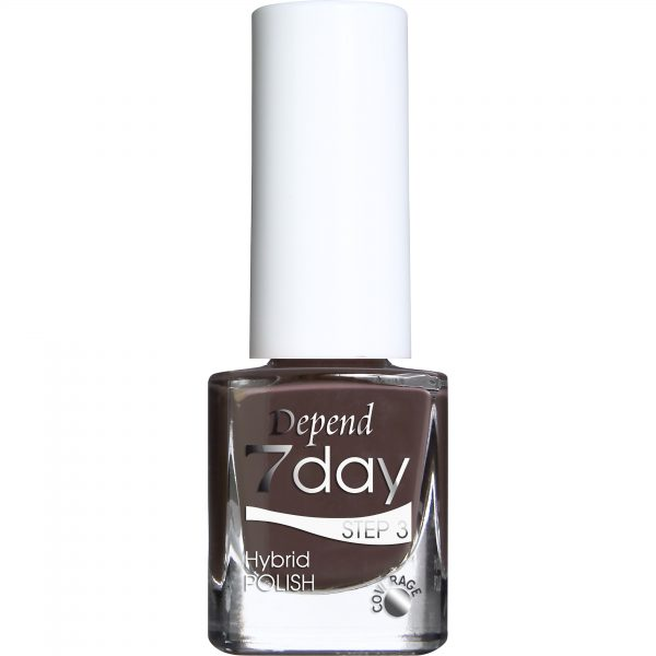 7 Day Hybrid Nail Polish - Independent Woman Collection 7198 Here's to Strong Women