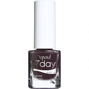 7 Day Hybrid Nail Polish - Independent Woman Collection 7199 Run the World