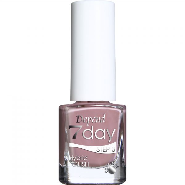 7 Day Hybrid Nail Polish - Independent Woman Collection 7200 You go Girl