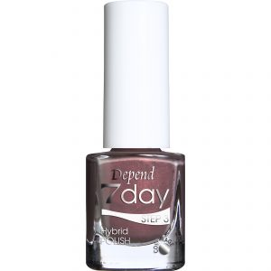 7 Day Hybrid Nail Polish - Independent Woman Collection 7201 DYOT
