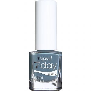 7 Day Hybrid Nail Polish - Independent Woman Collection 7202 #Her