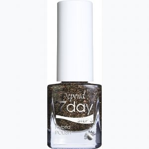 7 Day Hybrid Nail Polish - Winter In Stockholm Collection 70038 Fools Gold