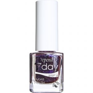 7 Day Hybrid Nail Polish - Winter In Stockholm Collection 70049 Royal Winter