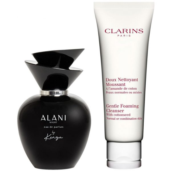 ALANI NIGHT x Gentle Foaming Cleanser, Kenza by Nordicfeel Hajuvedet