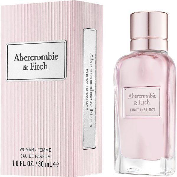 Abercrombie & Fitch First Instinct Woman , 30 ml Abercrombie & Fitch Hajuvedet