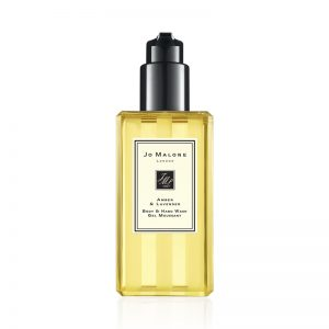 Amber & Lavender Body & Hand Wash 250 ml