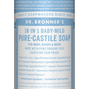 Baby Unscented Liquid Soap 236 ml