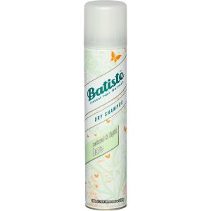 Batiste Dry Shampoo Bare & Natural Light, 200 ml Batiste Kuivashampoot