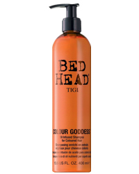 Bed Head Colour Goddess Shampoo 400ml