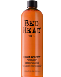 Bed Head Colour Goddess Shampoo 750ml