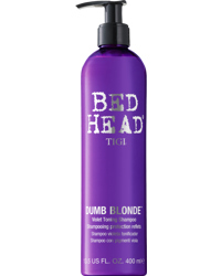 Bed Head Dumb Blonde Purple Toning Shampoo 400ml