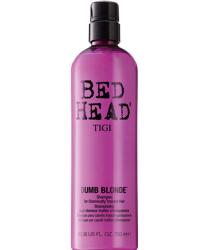 Bed Head Dumb Blonde Shampoo 750ml