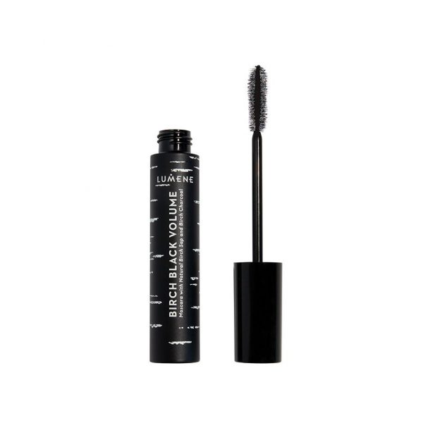 Birch Black Volume Mascara - Black, 14 ml Lumene Ripsiväri
