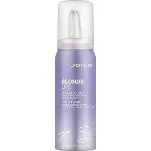 Blonde Life Brilliant Tone Violet Smoothing Foam, 50 ml Joico Shampoo