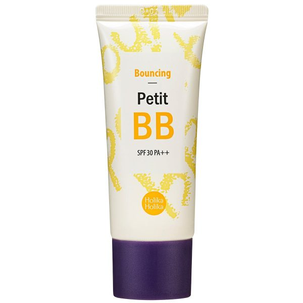 Bouncing Petit BB Cream, 30 ml Holika Holika Päivävoiteet