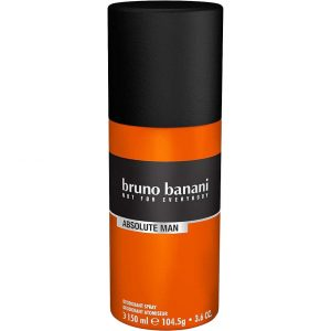 Bruno Banani Absolute Man Deodorant Spray, 150 ml Bruno Banani Deodorantit