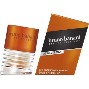 Bruno Banani Absolute Man EdT, 30 ml Bruno Banani Hajuvedet
