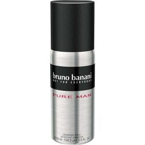 Bruno Banani Pure Man Deodorant Spray, 150 ml Bruno Banani Deodorantit