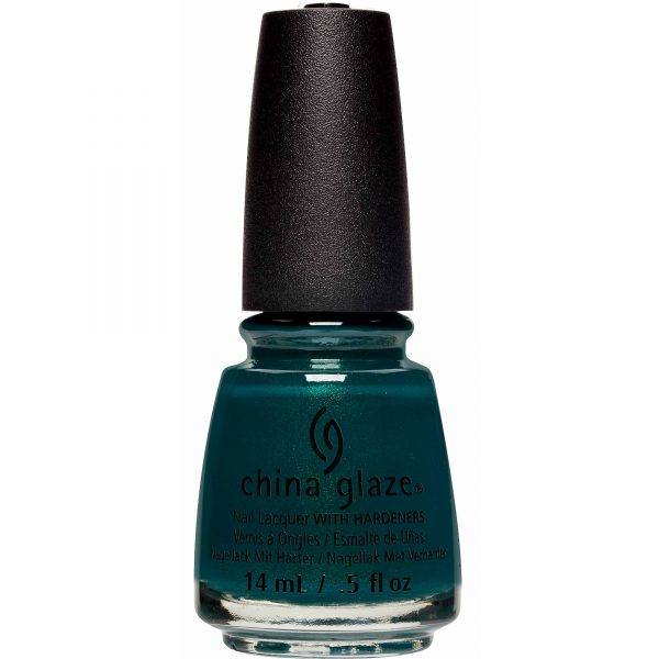 China Glaze Nail Lacquer, Baroque Jungle, 14 ml China Glaze Kynsilakat