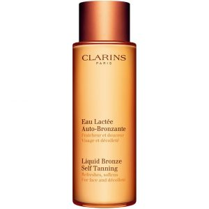 Clarins Liquid Bronze Self Tanning, 125 ml Clarins Itseruskettavat