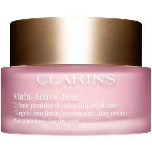 Clarins Multi-Active Jour for Dry Skin, 50 ml Clarins Päivävoiteet