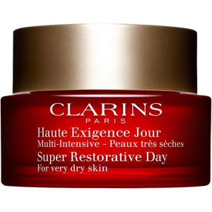Clarins Super Restorative Day Cream, Very Dry Skin, 50 ml Clarins Päivävoiteet