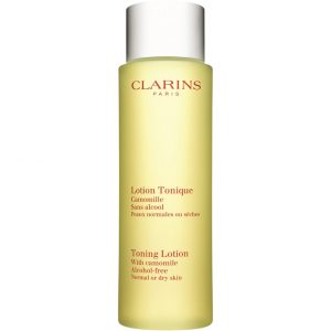Clarins Toning Lotion with Chamomile Dry/Normal Skin, 200 ml Clarins Kasvovedet