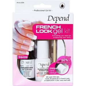 Depend French Look Gelekit - 6204, Depend Depend Kynsilakat