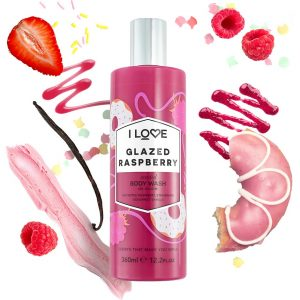 Glazed Raspberry, 360 ml I love… Suihkugeelit