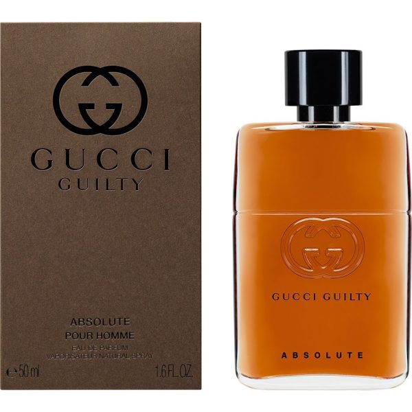 Gucci Guilty Absolute Pour Homme , 50 ml Gucci Miesten hajuvedet