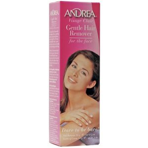 Hair Remover Gentle For Face, Andrea Vahat & Geelit