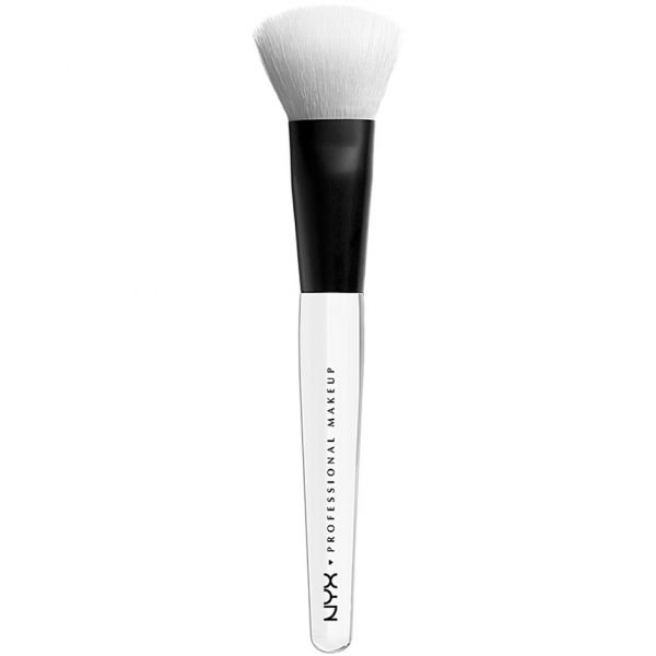 High Glass Finishing Powder Brush, NYX Professional Makeup Meikkivoide- ja puuterisiveltimet