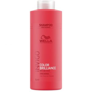 INVIGO Brilliance Shampoo, 1000 ml Wella Shampoo