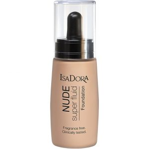 IsaDora Nude Super Fluid Foundation, 30 ml IsaDora Meikkivoiteet