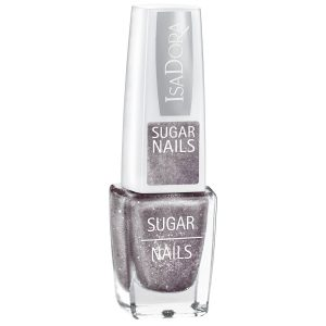 IsaDora Sugar Crush Nails, 102 Metal Crush, 6 ml IsaDora Kynsilakat