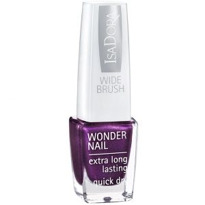 IsaDora Wonder Nail, 789 Purple Prune, 6 ml IsaDora Kynsilakat