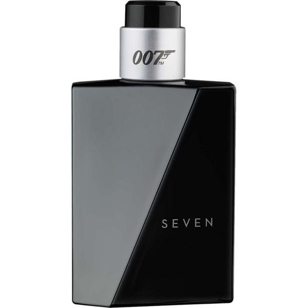 James Bond 007 Seven EdT, 50 ml James Bond Miesten hajuvedet