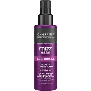 John Frieda Frizz-Ease Daily Miracle Leave-In Conditioner, 200 ml John Frieda Hoitavat tuotteet