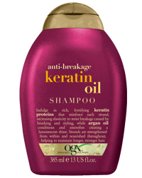 Keratin Oil Shampoo, 385ml