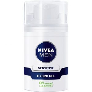 MEN Sensitive, 50 ml Nivea Päivävoiteet