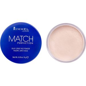 Match Perfection Loose Powder, Rimmel London Puuteri