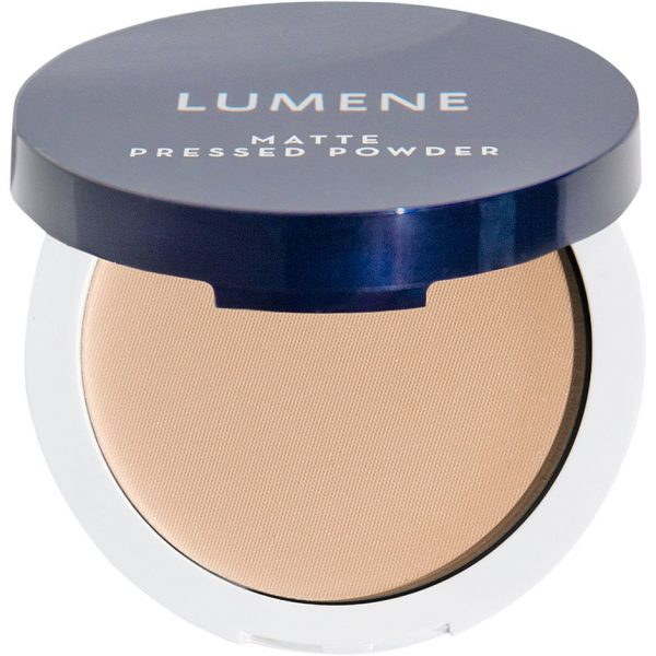Matte Pressed Powder, Lumene Puuteri